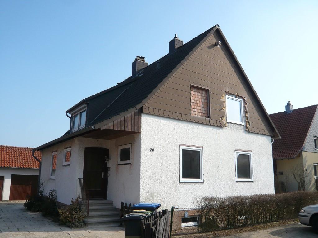Vorher Wohnhaus Cremlingen